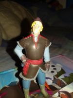 Kristoff FROZEN mini doll by LiviuSquinky