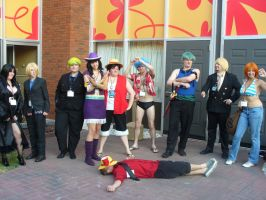 Strawhat Group Photo by TheWildeOne