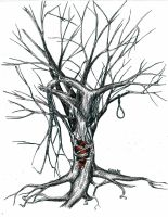 dead tree comission ! (third one) by sissadDS