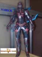 Dominance War - Shadow Warrior by delay-papercraft