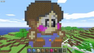 Bob human (Bobby) (Bubble Symphony) in Minecraft by superslinger2007
