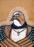 Eurasian jay by RedCloudlet
