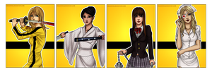 Kill Bill by PandorasJukebox