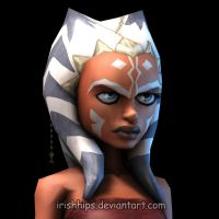 Ahsoka: I'm Not Happy by Irishhips