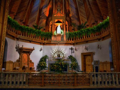 Sanctuary of Our Lady of Fatima by 75ronin