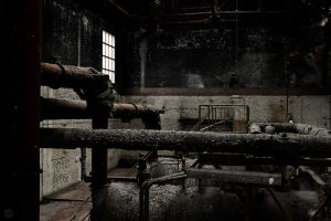 Empty pipes by xportebois