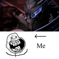 My opinion about Garrus Romance on ME3 by TenKaulitz