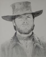 Clint Eastwood by juice91903