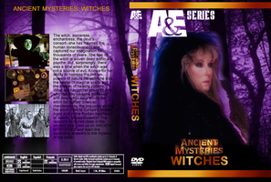 Ancient Mysteries Witches DVD cover by Black-Battlecat