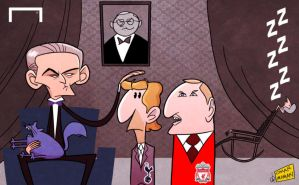 The Special Don: Mourinho by OmarMomani