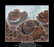barnacles and ice by fraterchaos