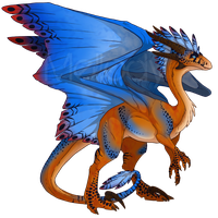 FR Skin: From the Wilds by lXxMellodyxXl