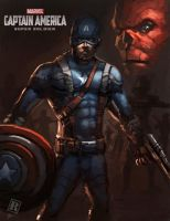 Captain America by Raph04art