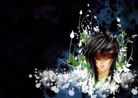 Tear wallpaper by Red-Spider-Lilies