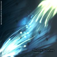 Bluyow Brushes by rubina119