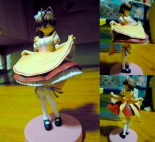 Nagisa Figure by Red-Ruby-Butterfly