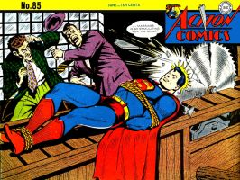 Action Comics 85 by Superman8193