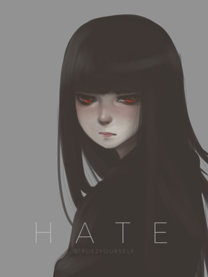 H A T E - C H A N by True2Yourself