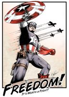 Freedom! by FlashElectron