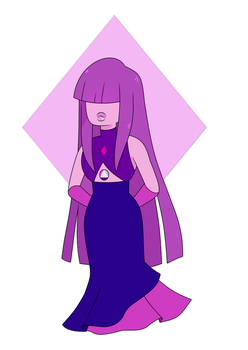 Winza Sapphire by Unevenminded