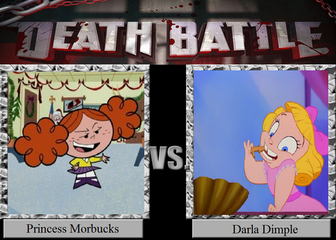Death Battle 80: Toddlers And Tiaras! V.5 by HailfirePhantom