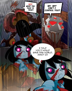 Zombie Shark Bear Ep 1 - Break The Skin Page 78 by gpanthony