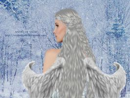Angel of Snow by EvelynKane