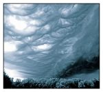 Asperatus storm clouds, with story. by harrietsfriend