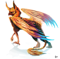 Griffin by griffling