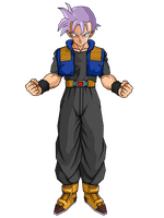 Trunks Universe 9 by jeanpaul007