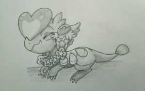 Jangmo-o and Comfey