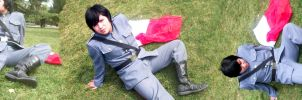 Manuel Chile Cosplay by Irumi69