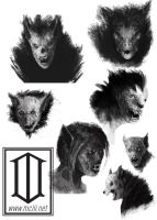 Werewolves by Mike086