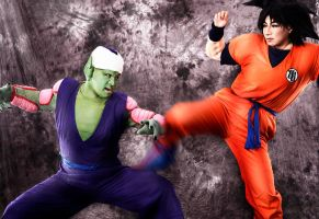 Goku 1 - DragonBall Z by Miri-cosplay