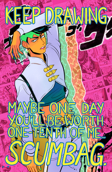 Rohan Motivational Poster by SEPULCHRITUDE