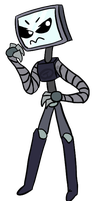 AT - Robot boy by Jaziziplz