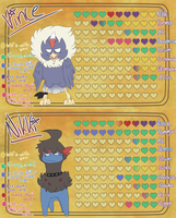 HEART CHARTS by WindFlite