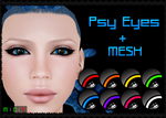 Psy Eyes + Mesh (Second Life) by KatieKx