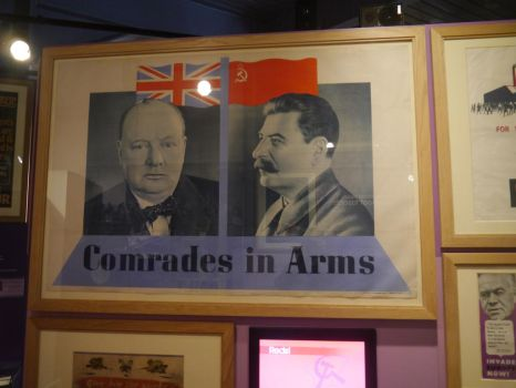 Unlikely Comrades by Party9999999