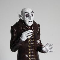 Nosferatu sculpture by suzannewolf
