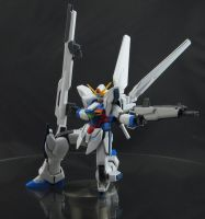 Gundam X Maoh - Focus Hunting by AlmightyElemento