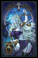 Lady Death Libra by ToolKitten