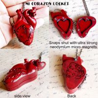 New Mi Corazon Locket by wickedgems