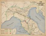 The Northern Campaign, 36BC by edthomasten