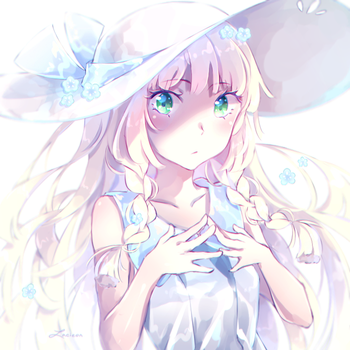 Lillie by lacieon