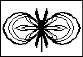 TI-83+ Graph: Insect by chrisbouchard