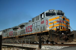 KCS 4609 at Sulphur Springs AR by labrat-78
