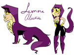 Alaukika: Leonore by Ask-MayaTheElf