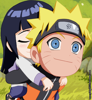 NaruHina moment by PinkGirl123