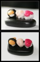 Mini Sushi by Shiritsu